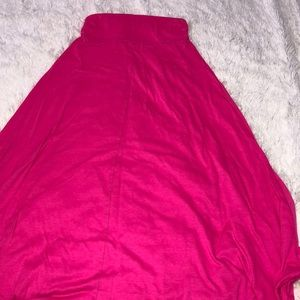 Dresses & Skirts - Hot pink maxi